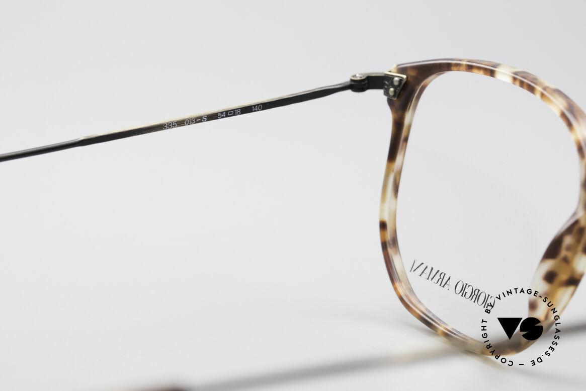 Giorgio Armani 335 True Vintage Eyeglasses