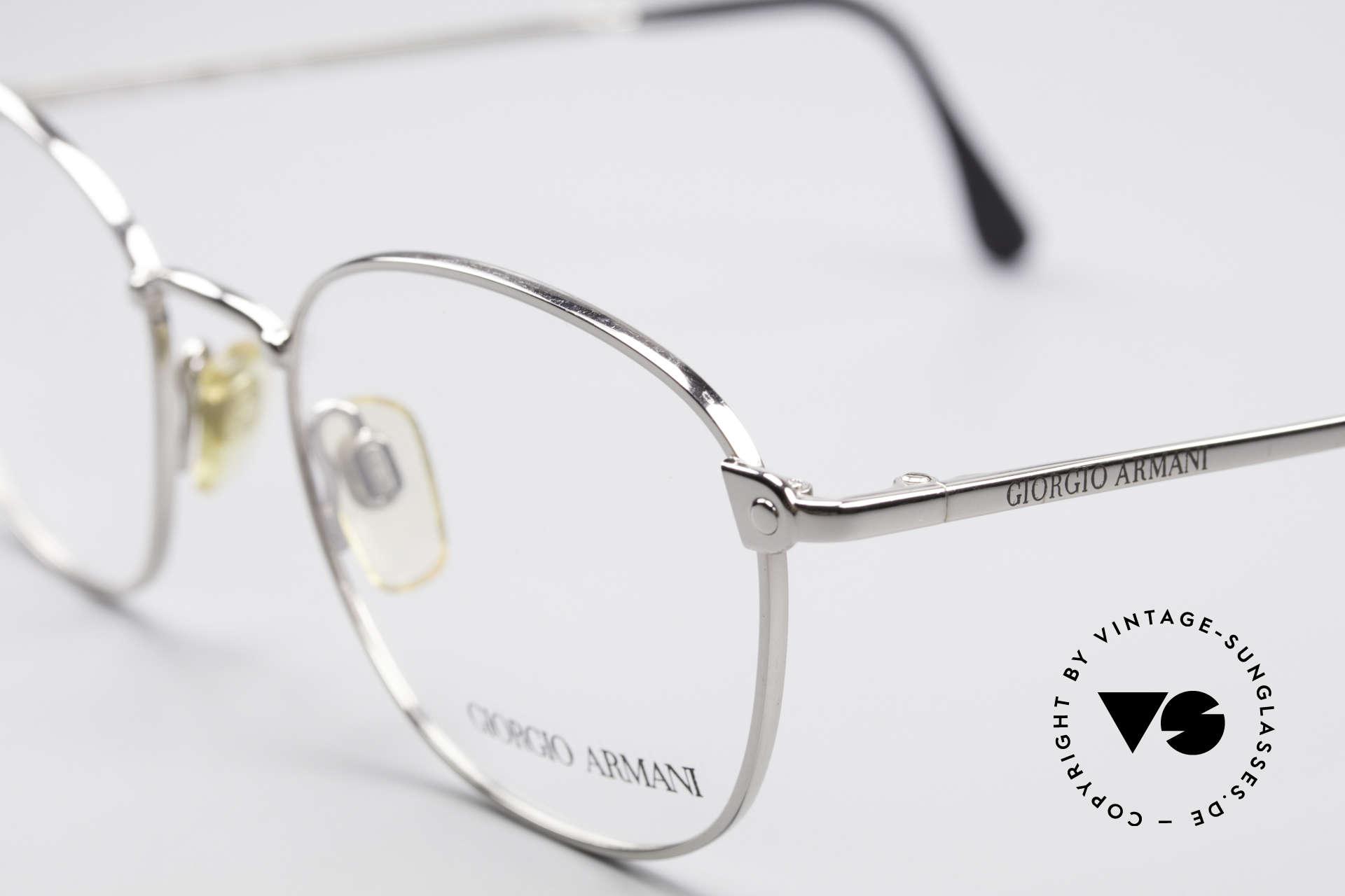 Giorgio Armani 168 Men's Vintage Eyeglasses 80's, never worn (like all our 1980's designer classics), Made for Men