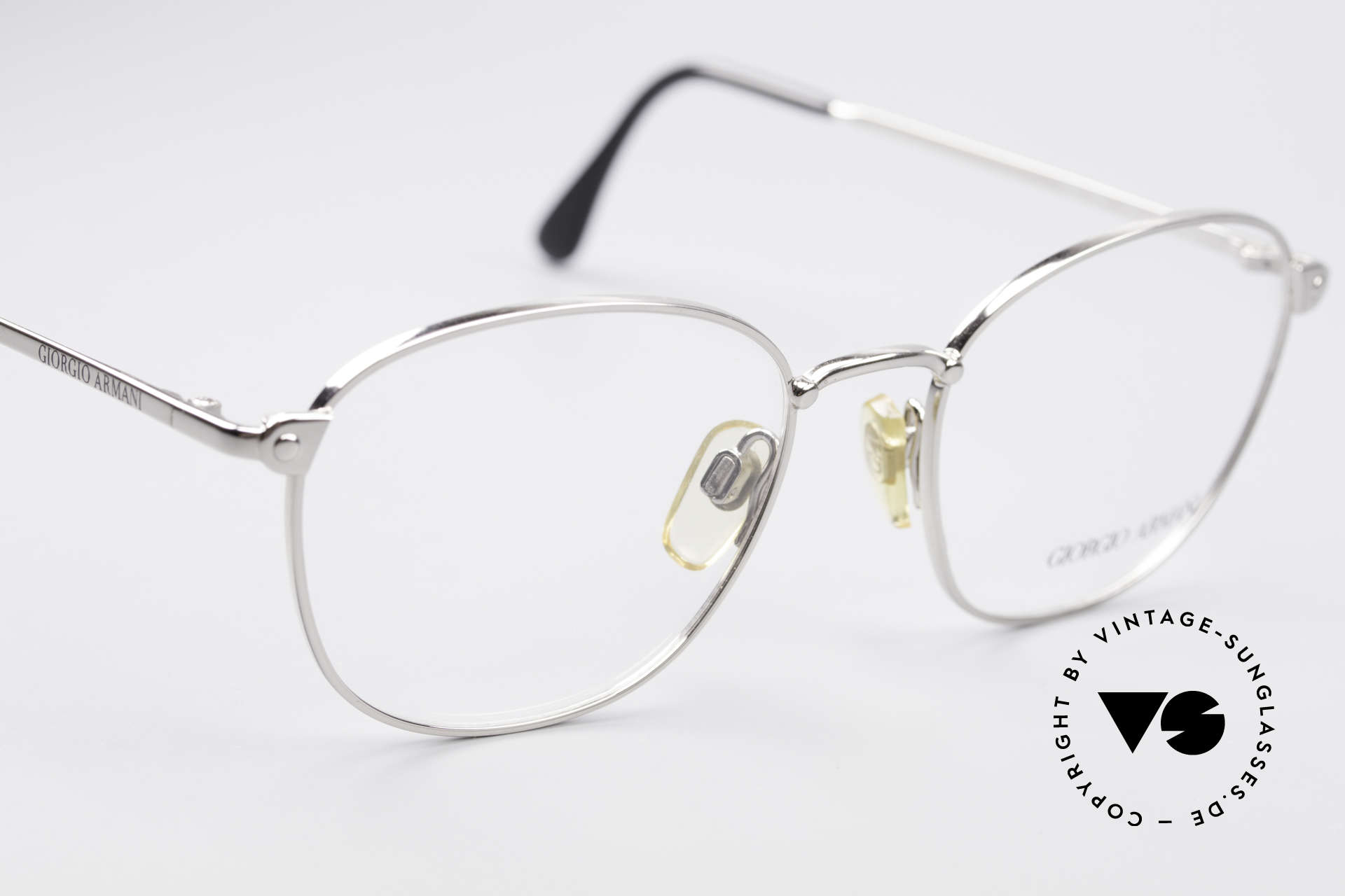 Giorgio Armani 168 Men's Vintage Eyeglasses 80's, NO RETRO EYEWEAR, but a 30 years old Original, Made for Men