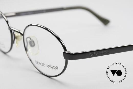 Giorgio Armani 257 90s Oval Vintage Eyeglasses