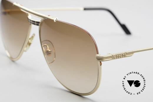 Ferrari F31 80's Luxury Sunglasses