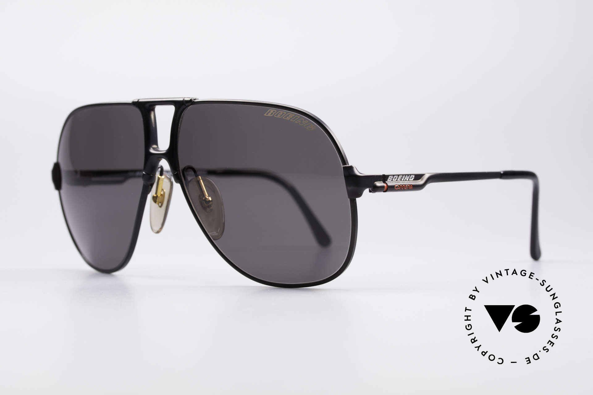 Boeing 5700 Vintage 80's Pilots Shades, hybrid between functionality, quality and lifestyle, Made for Men and Women