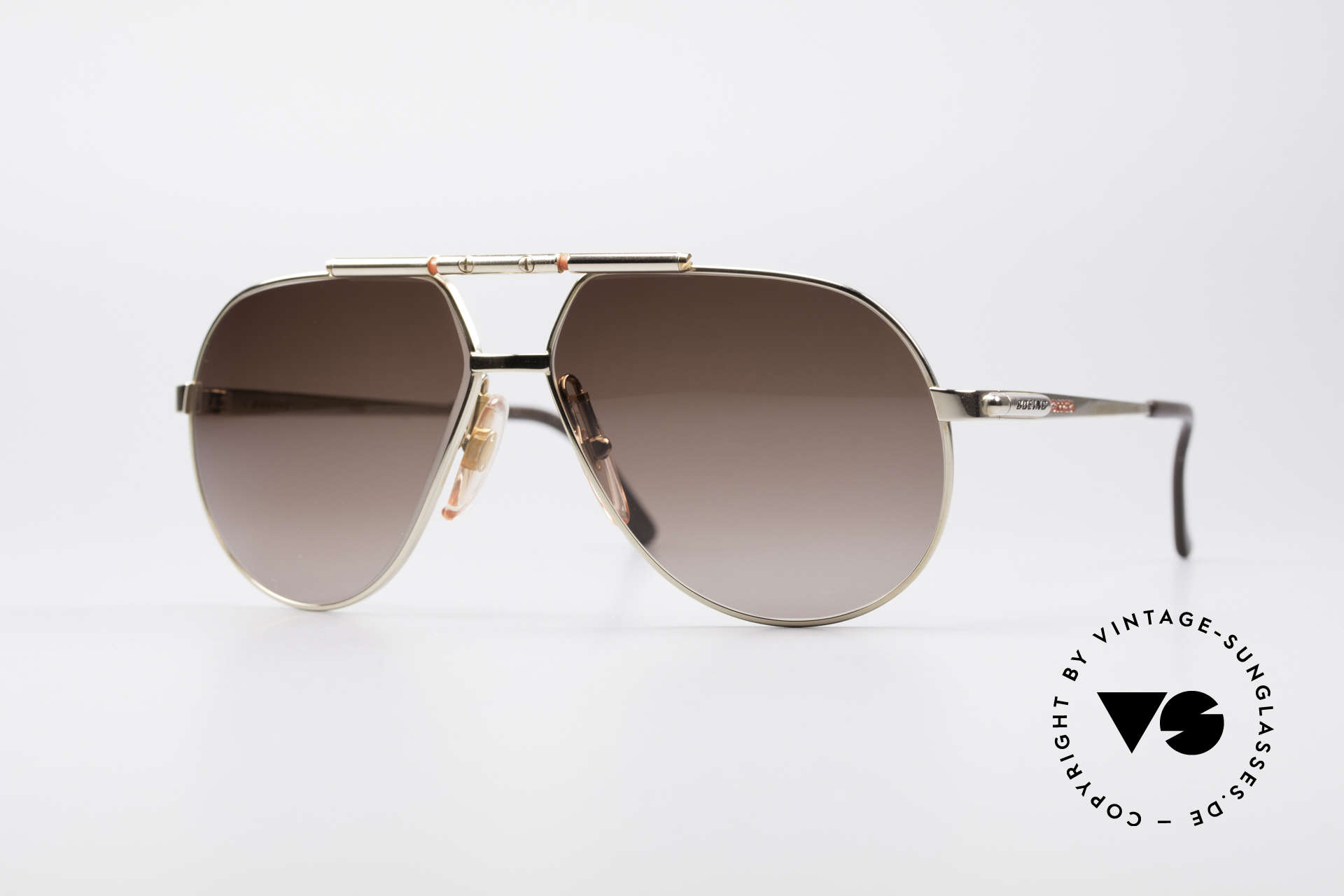 Boeing 5732 High Tech 80's Pilots Shades, The BOEING Collection by Carrera from 1988/1989, Made for Men and Women