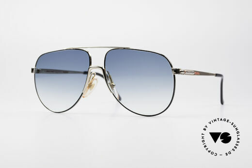 Boeing 5730 True Aviator 80s Sunglasses Details