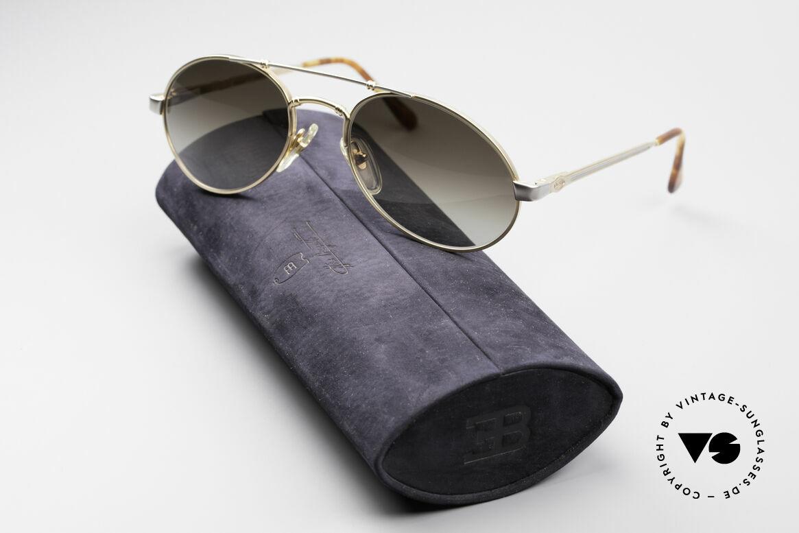 Bugatti 18503 Men's 90's Sunglasses