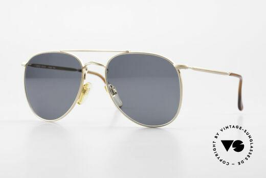Giorgio Armani 149 Small 90'S Aviator Sunglasses Details