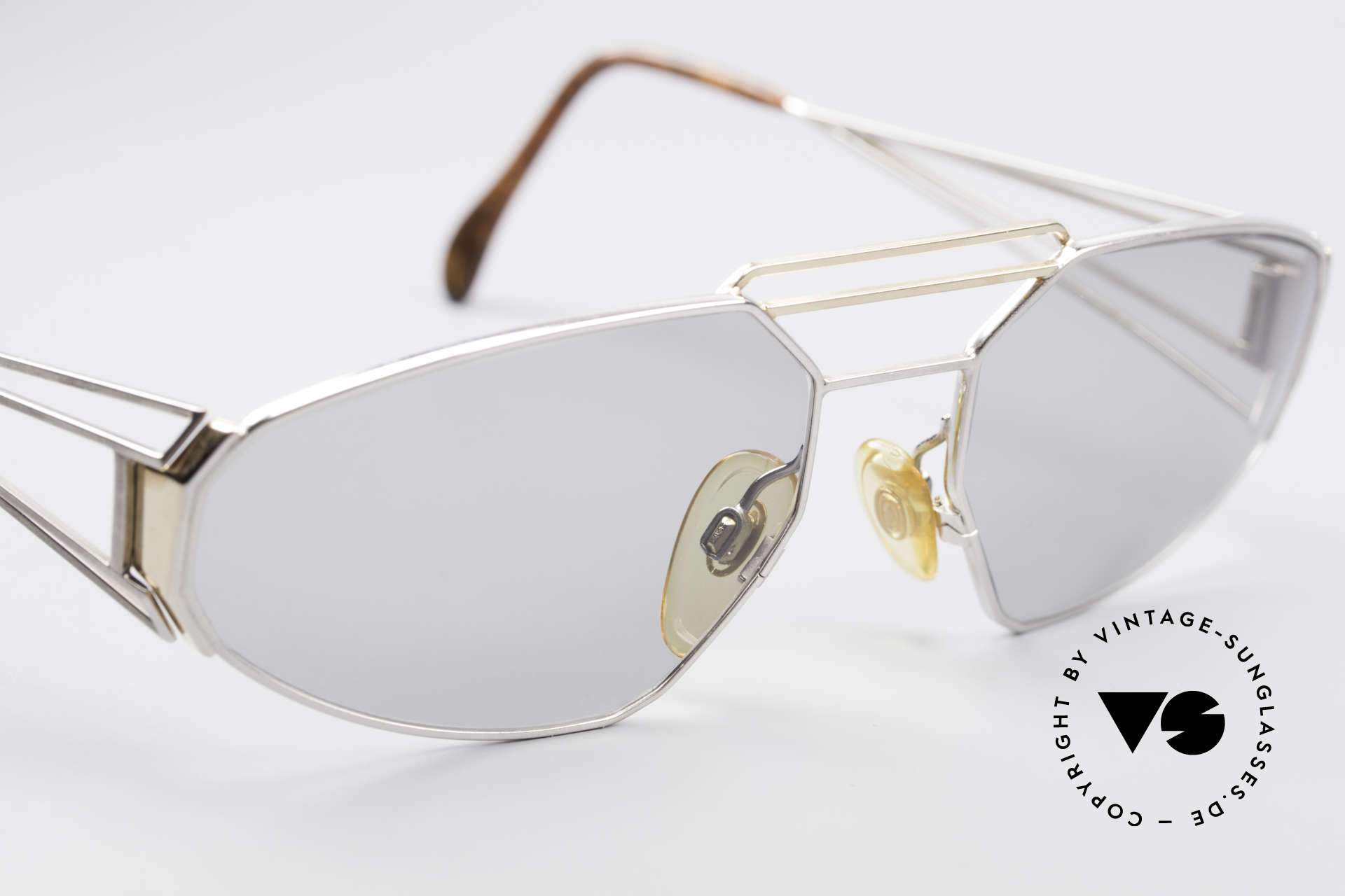 Zollitsch Trapez Geometrical Designer Frame, NO retro fashion; an authentic 25 years old original, Made for Men