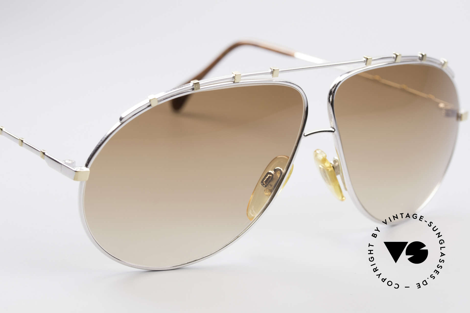 Zollitsch Marquise Rare Vintage Sunglasses, tangible, top-quality (made in GERMANY), 100% UV, Made for Men