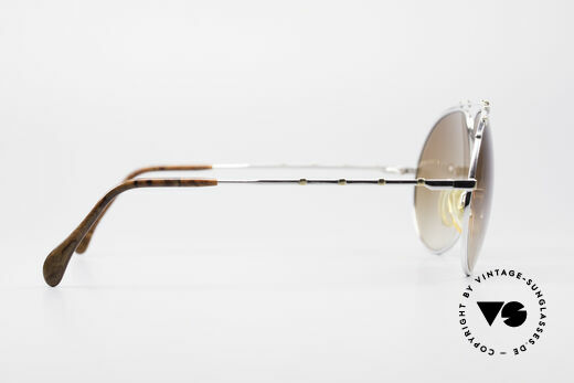 Zollitsch Marquise Rare Vintage Sunglasses, unworn (like all our rare vintage ZOLLITSCH shades), Made for Men