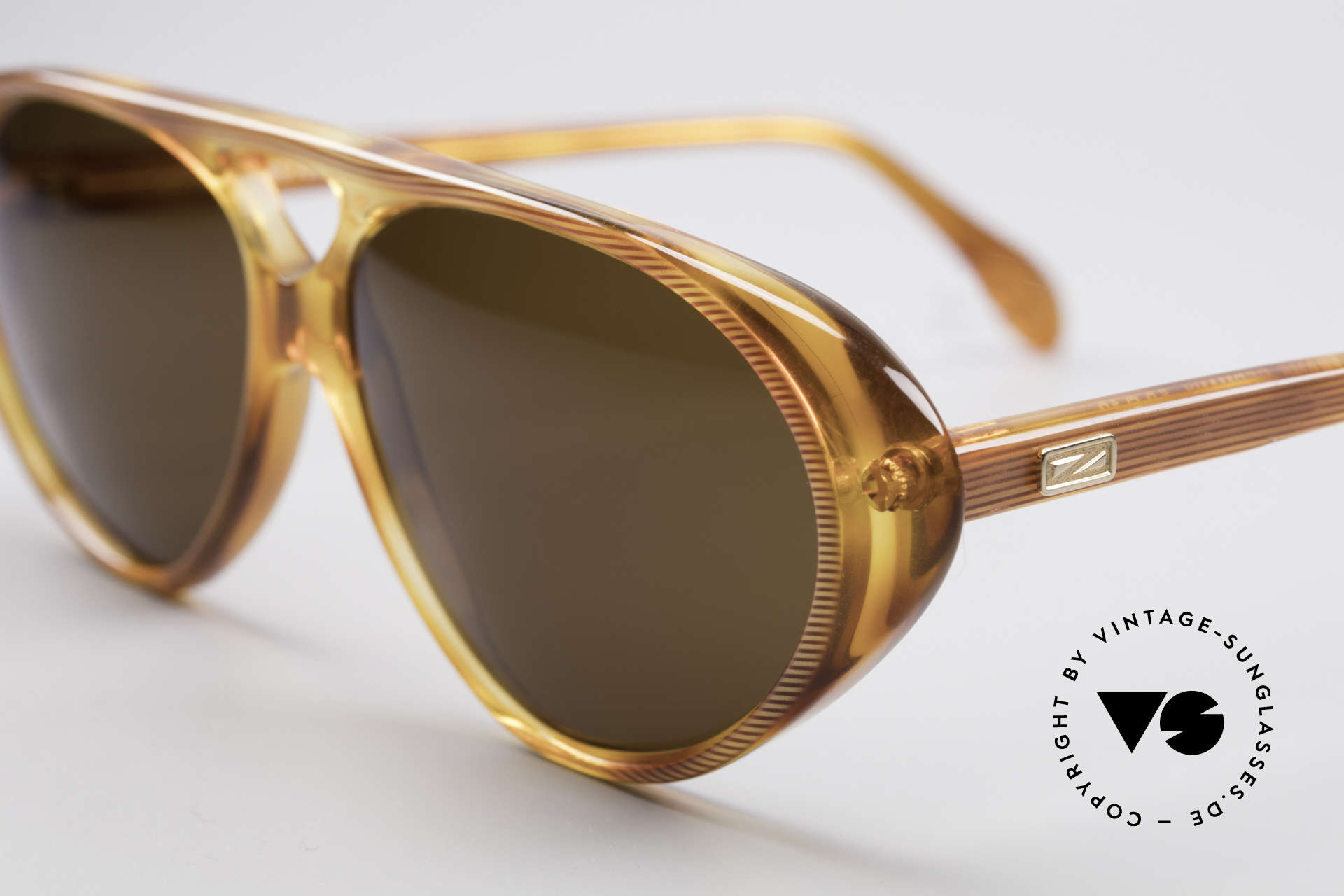 Zollitsch 178 Extraordinary Sunglasses, unworn (like all our rare vintage ZOLLITSCH models), Made for Men and Women
