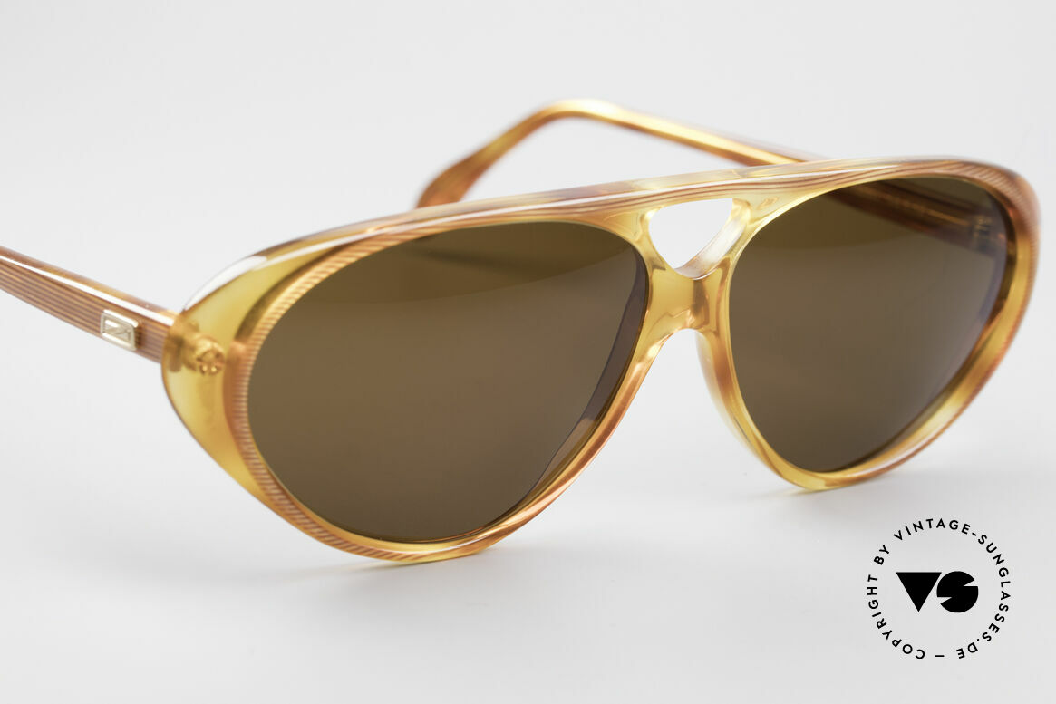 Zollitsch 178 Extraordinary Sunglasses, NO RETRO EYEWEAR, but an app. 30 years old rarity!, Made for Men and Women
