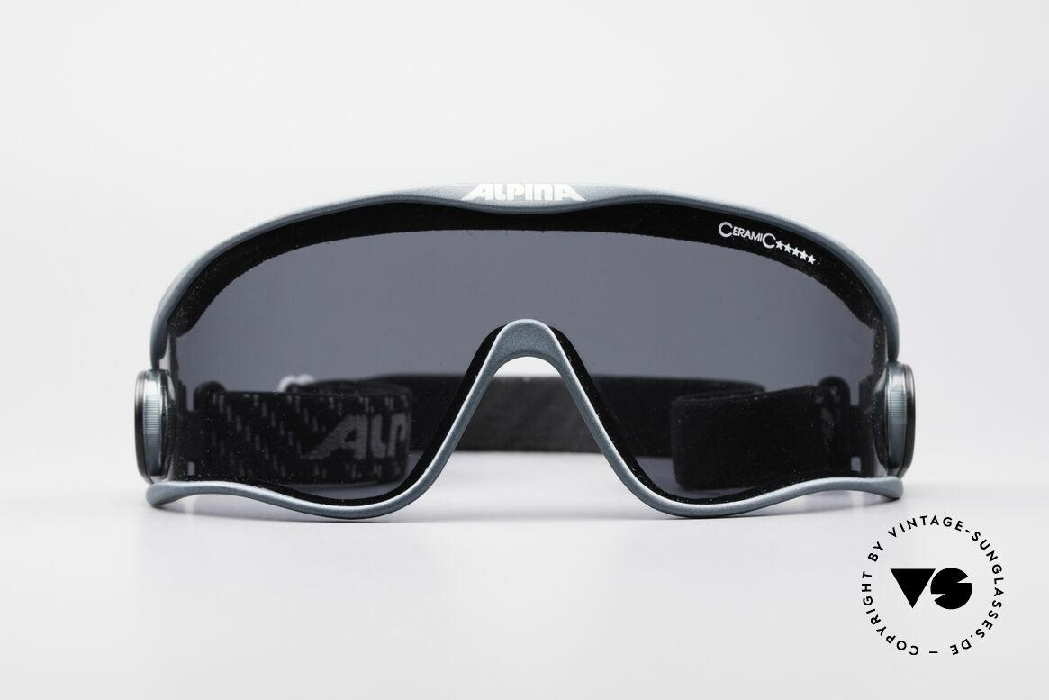 Alpina S3 Ceramic 90's Celebrity Sunglasses