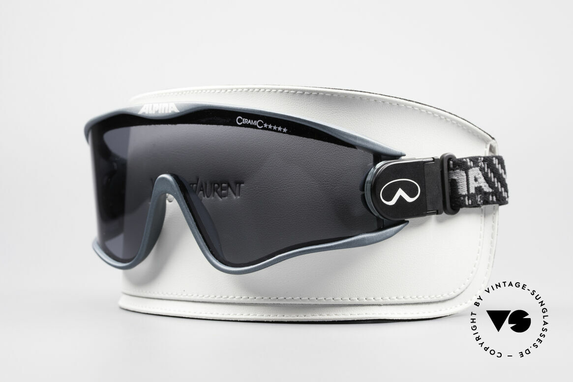 """Alpina S3 Ceramic 90's Celebrity Sunglasses, desired model by vintage insiders & """"fashion victims"""", Made for Men and Women"""