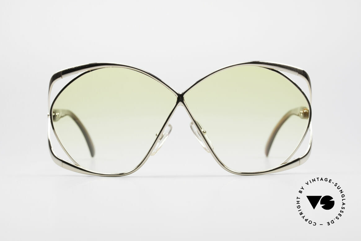 Christian Dior 2056 80's Ladies XL Sunglasses