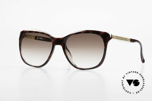 Dunhill 6006 Old 80's Sunglasses Gentlemen Details