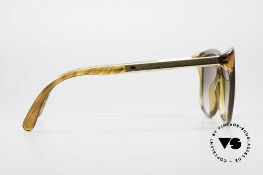 Dunhill 6006 80's Gentlemen's Sunglasses