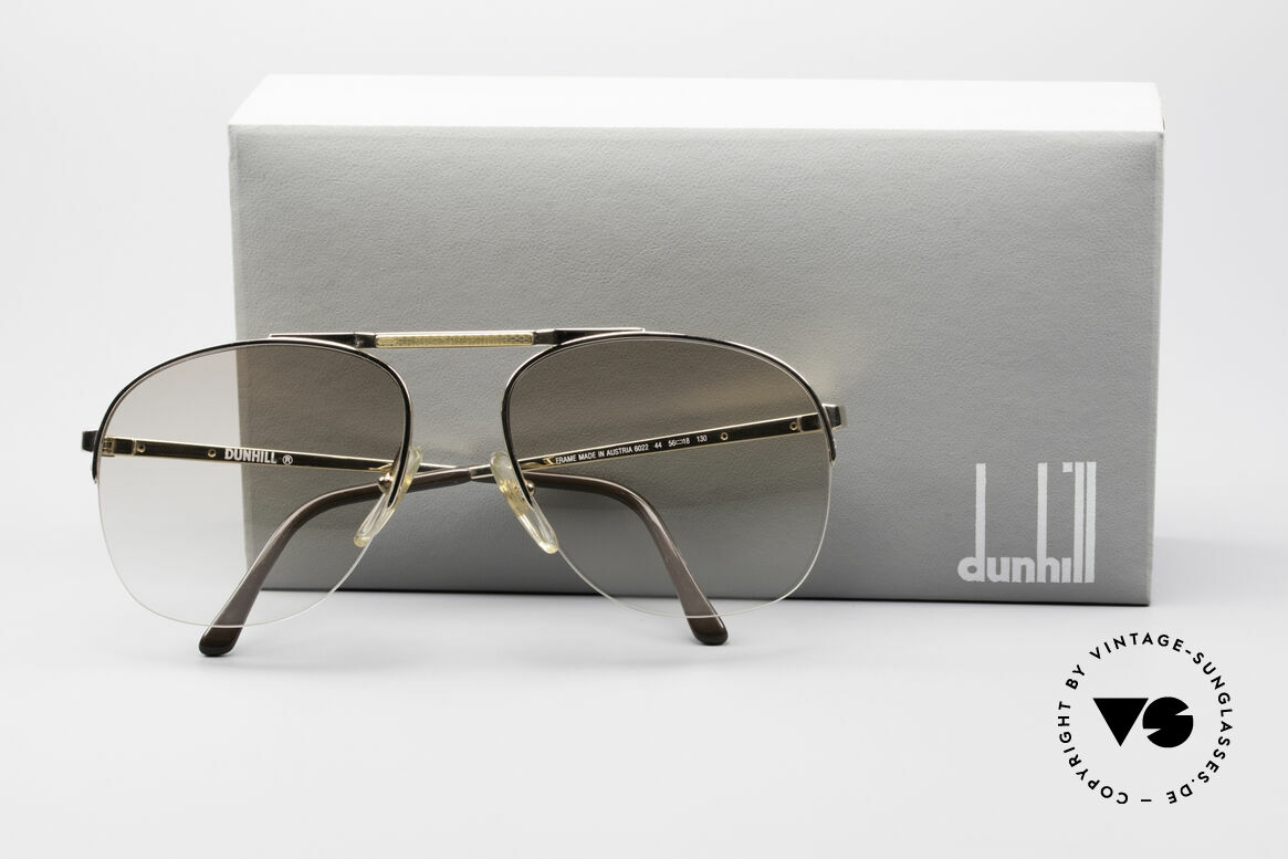 Dunhill 6022 Rare 80's Gentlemen's Frame