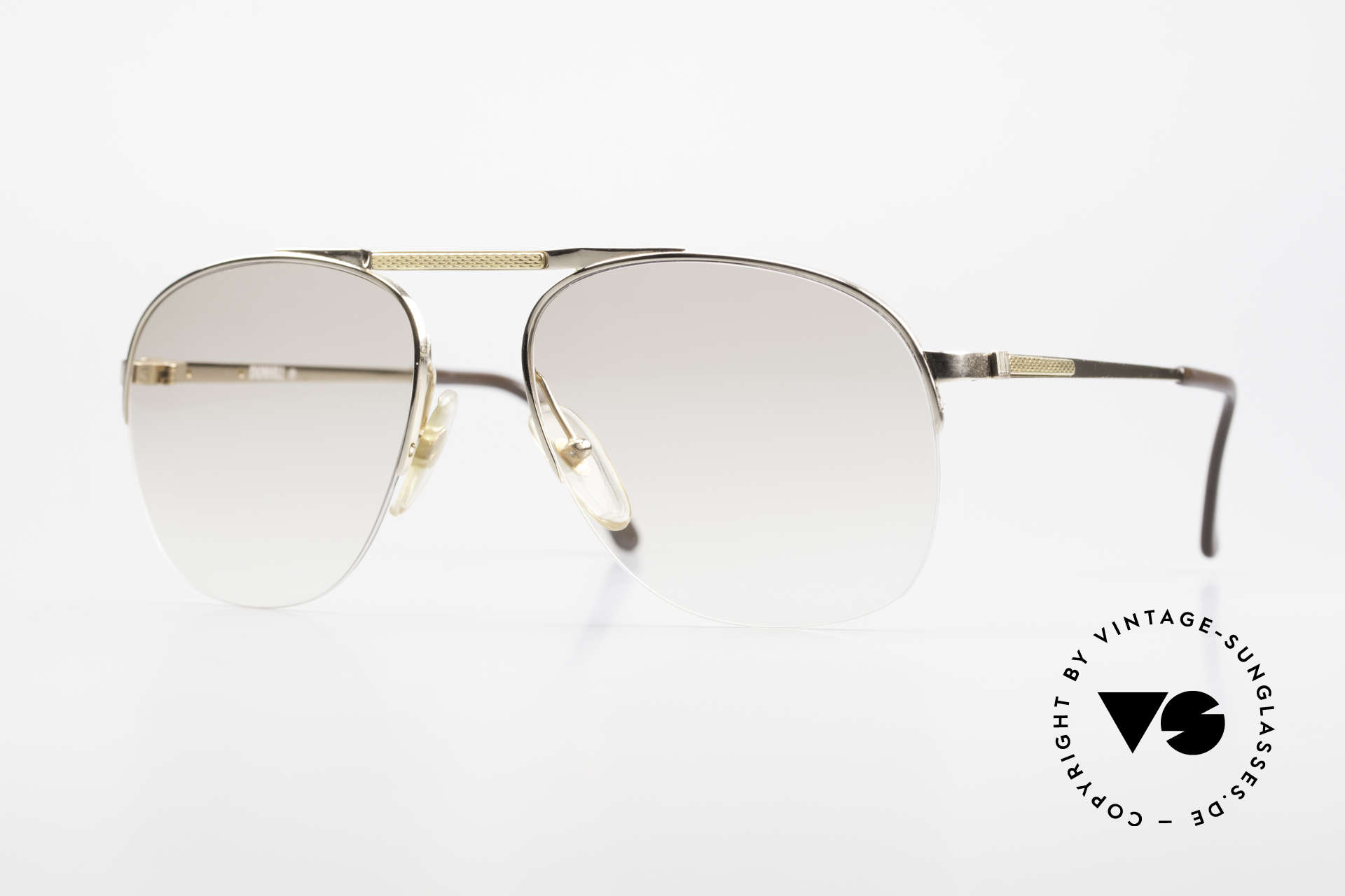 Dunhill 6022 Rare 80's Gentlemen's Frame, ALFRED DUNHILL = synonymous with English style, Made for Men