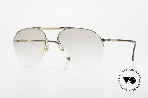 Dunhill 6022 Rare 80's Gentlemen's Frame Details