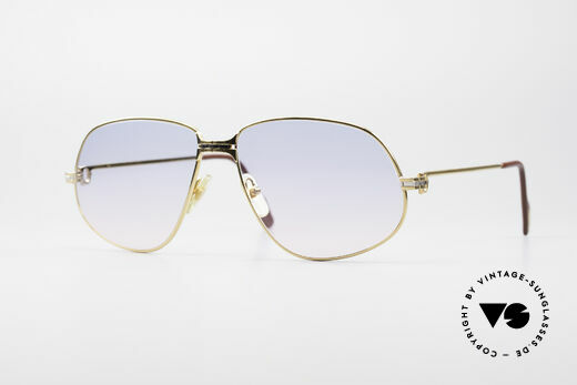 Cartier Panthere G.M. - XL Luxury Sunglasses Details