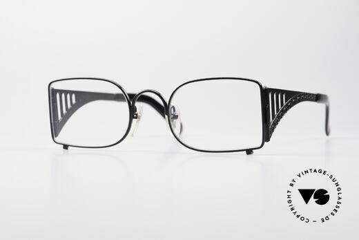 Jean Paul Gaultier 56-0177 Golden Gate Bridge Glasses Details