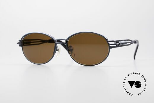 Jean Paul Gaultier 56-5108 Rare Steampunk Sunglasses Details