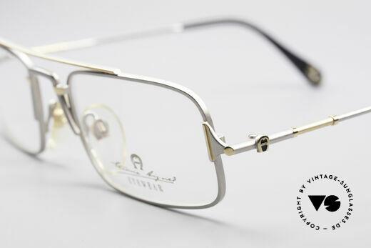 Aigner EA44 Rare 80's Vintage Eyeglasses