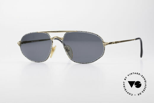 Morgan Motors 804 Oldtimer Sunglasses Details