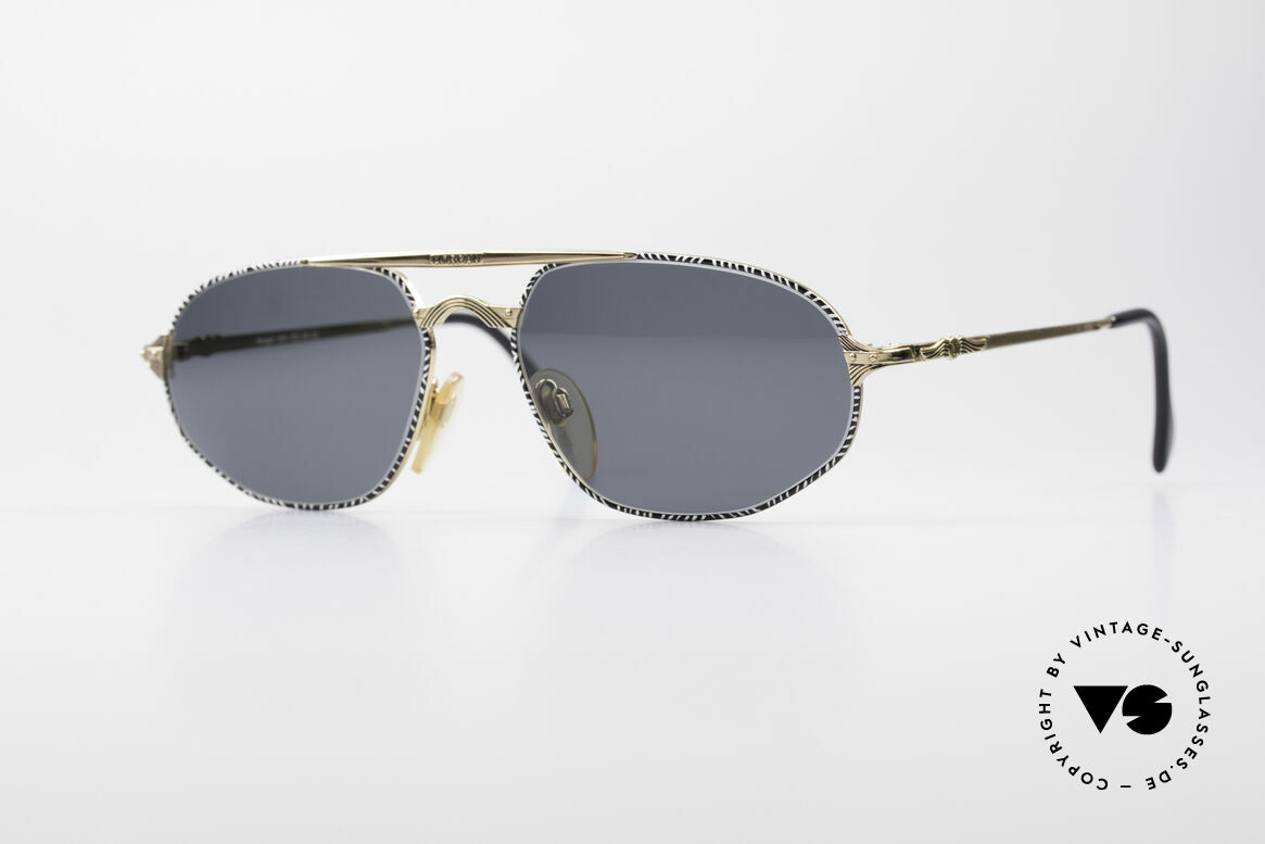 "Morgan Motors 804 Oldtimer Sunglasses, vintage 80's shades by the ""Morgan Motor Company"", Made for Men"