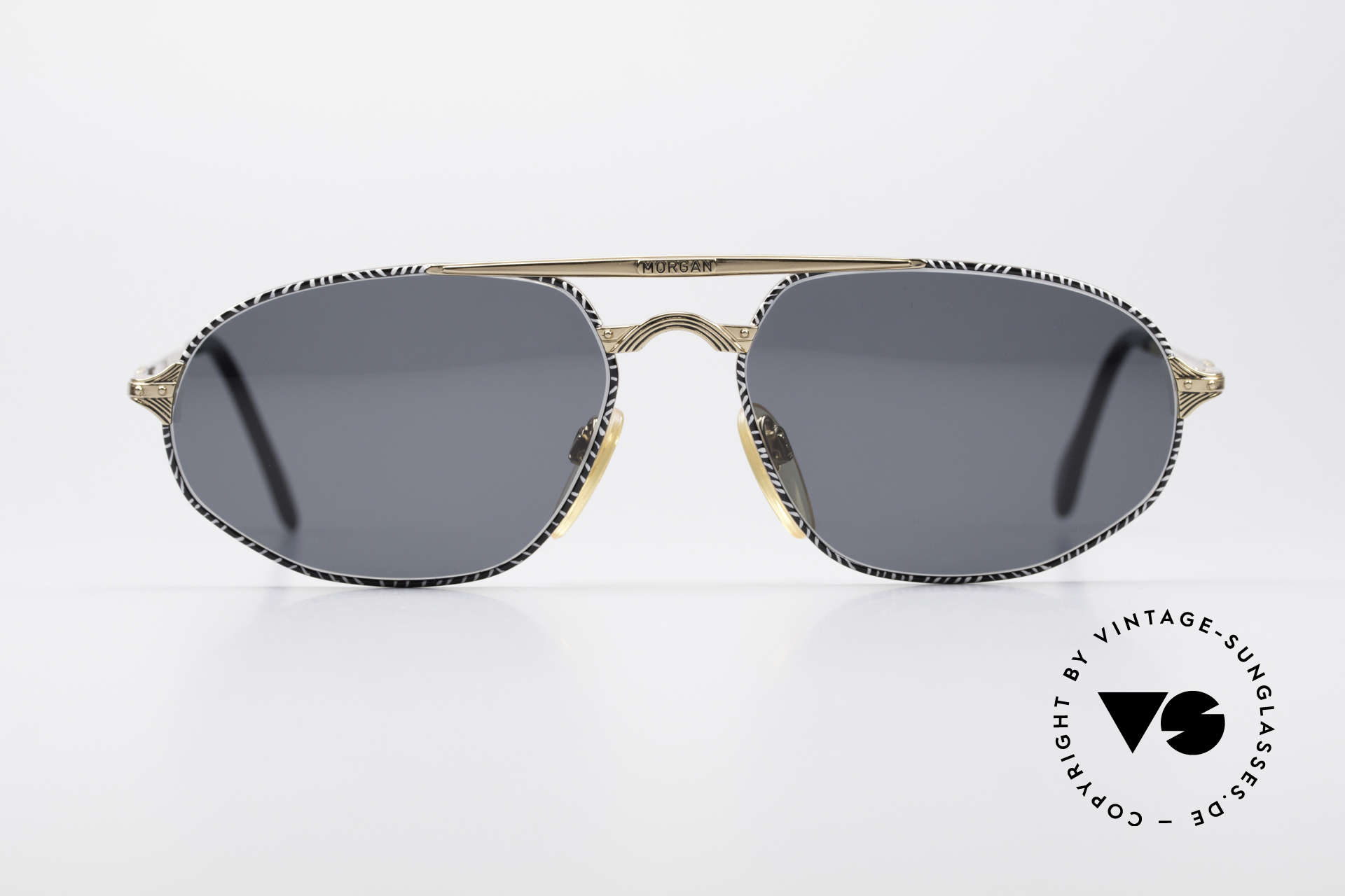 Morgan Motors 804 Oldtimer Sunglasses, accessory crafted by the famous sportscars maker, Made for Men