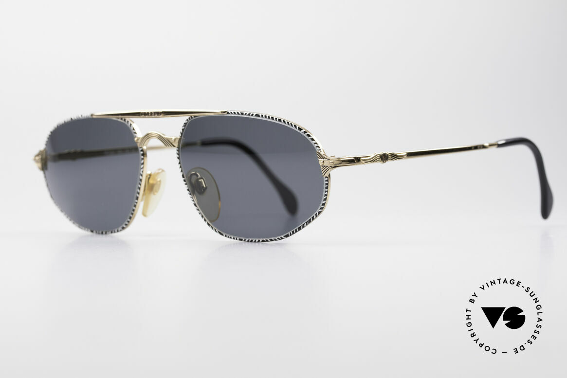 Morgan Motors 804 Oldtimer Sunglasses, precious & rich in detail; just like their glorious cars, Made for Men