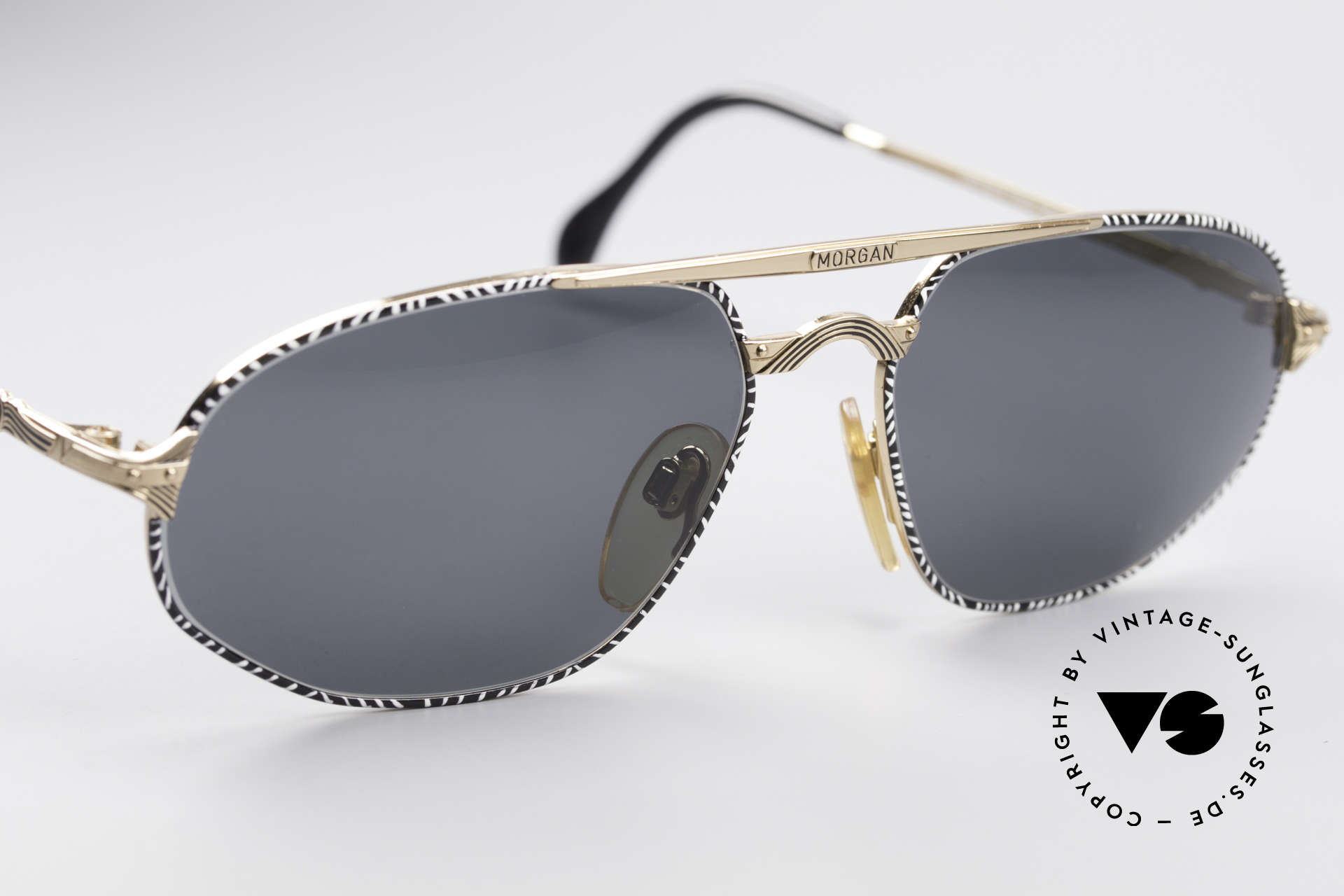 Morgan Motors 804 Oldtimer Sunglasses, unworn, N.O.S. (like all our antique collectors items), Made for Men