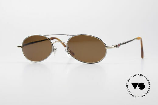 Bugatti 09992 Men's 90's Sunglasses Details