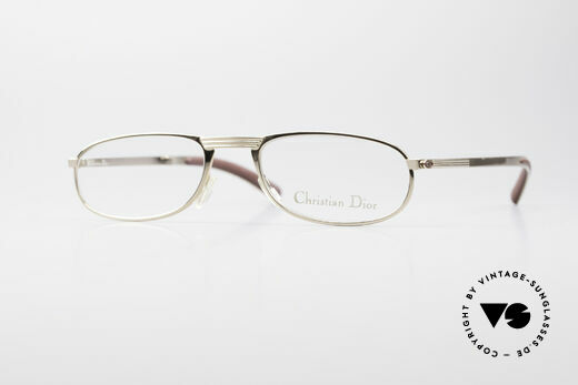 Christian Dior 2727 Designer Reading Eyeglasses Details