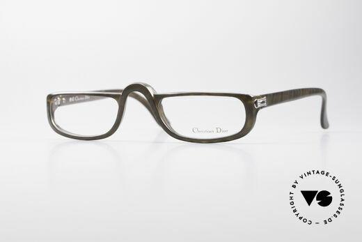 Christian Dior 2075 Reading Eyeglasses Optyl Details