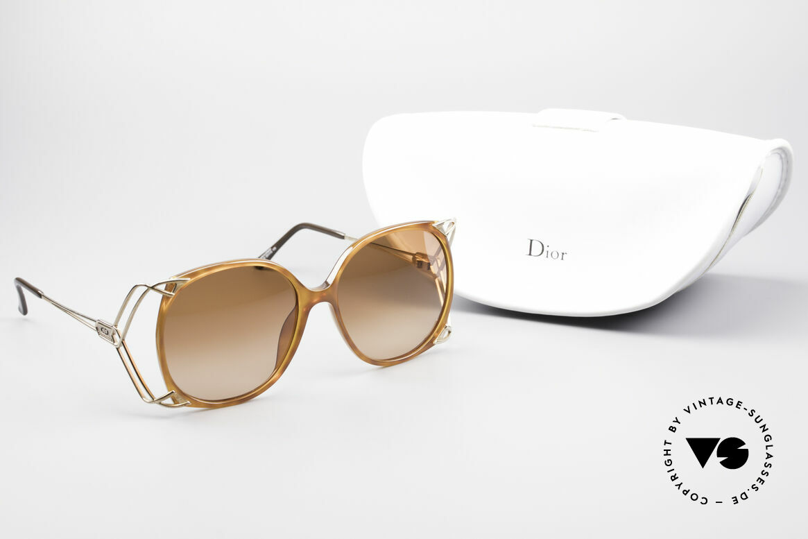 Christian Dior 2616 80's Ladies Sunglasses XXL, Size: extra large, Made for Women