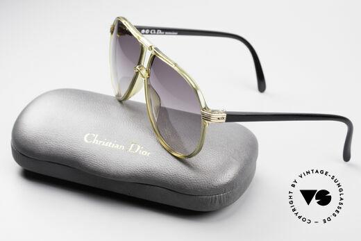 Christian Dior 2300 80's Optyl Sunglasses