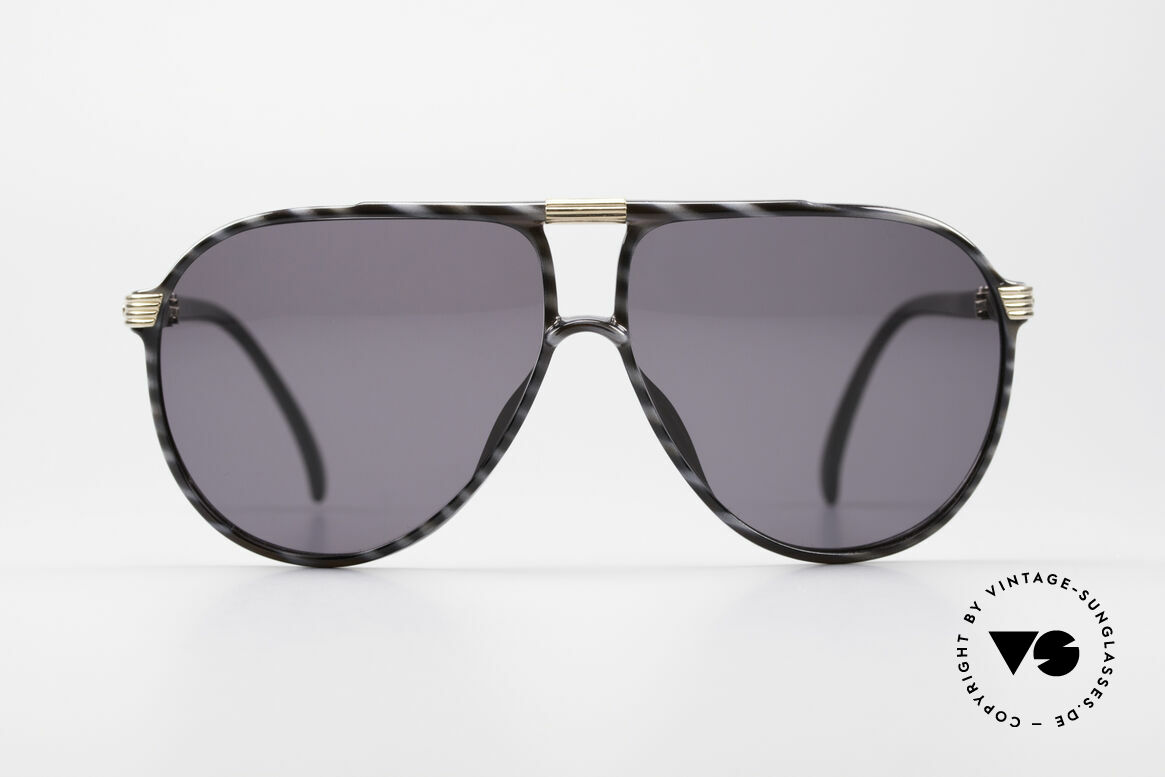 "Christian Dior 2300 80's Monsieur Sunglasses, legendary ""tear drop"" design or ""aviator shades"", Made for Men"