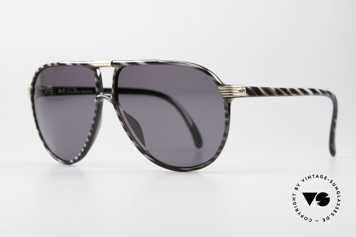 Christian Dior 2300 80's Monsieur Sunglasses, TOP quality thanks to the great OPTYL material, Made for Men