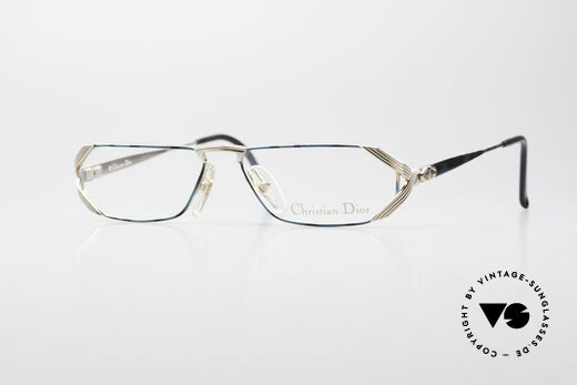 Christian Dior 2617 Vintage Reading Glasses Details