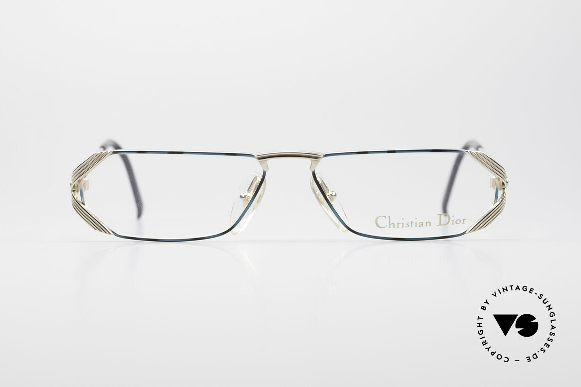 Christian Dior 2617 Vintage Reading Glasses, distinctive eyewear design & very elegant coloring, Made for Men