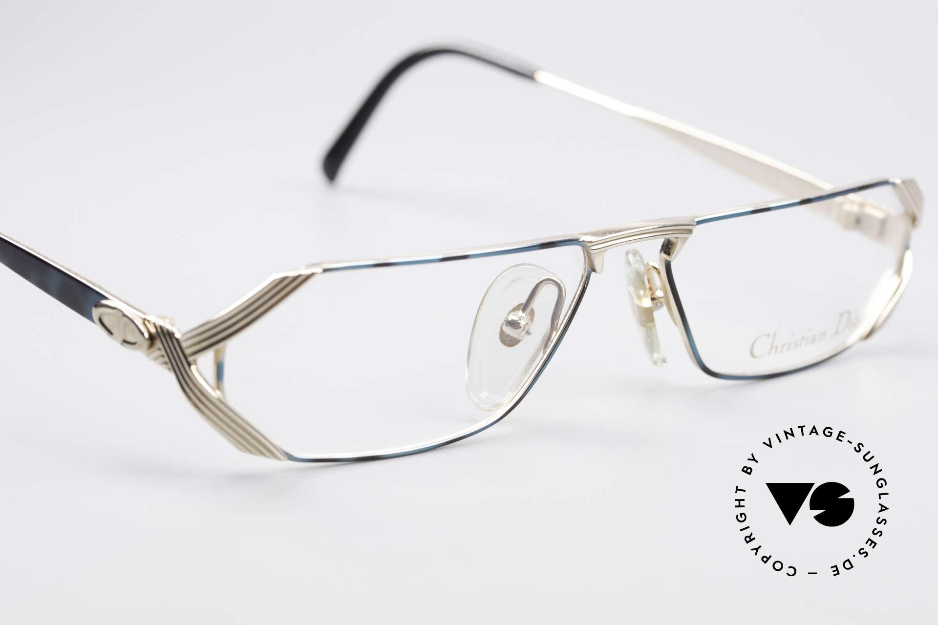 Christian Dior 2617 Vintage Reading Glasses, unworn (like all our vintage Christian Dior eyewear), Made for Men