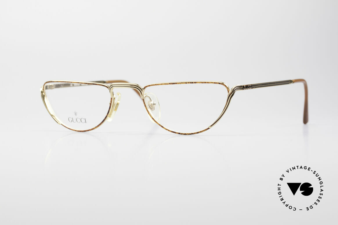 Gucci 2203 Vintage Reading Glasses 80's