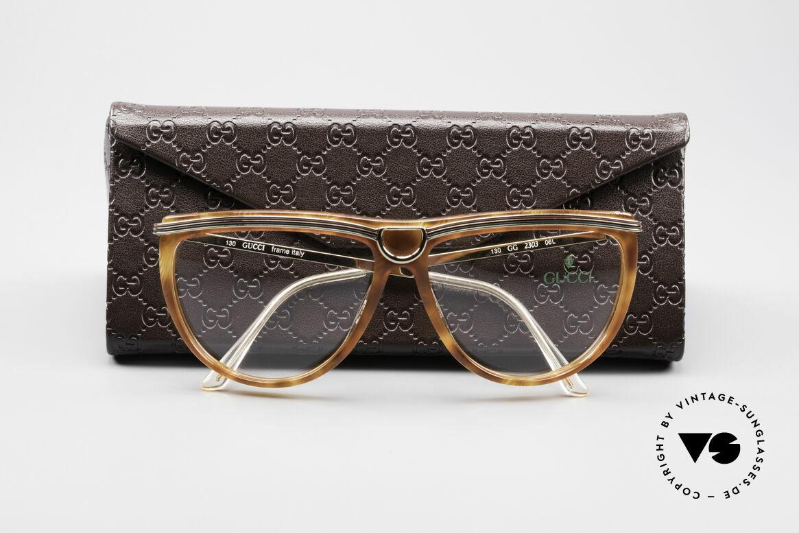Gucci 2303 Ladies Eyeglasses 80's