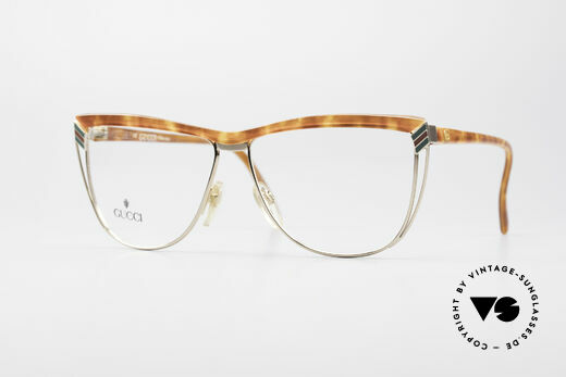 Gucci 2300 Ladies Designer Eyeglasses Details