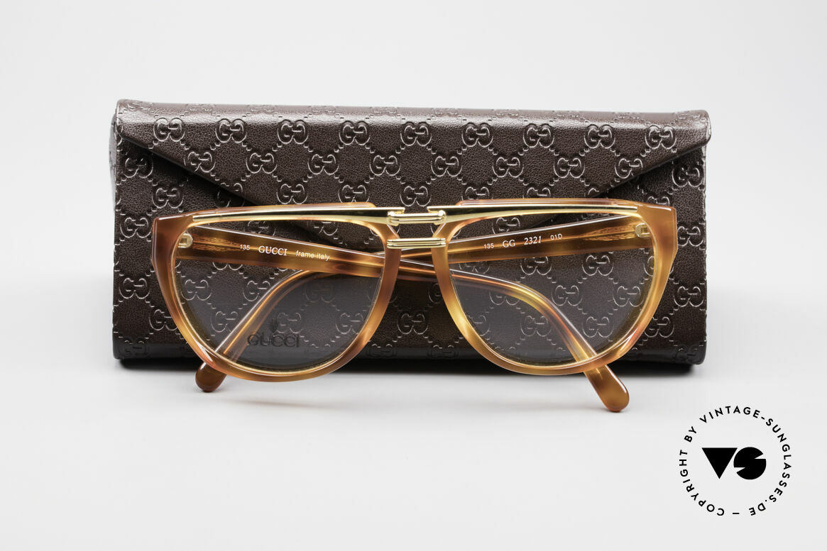 Gucci 2321 Ladies Designer Glasses 80's