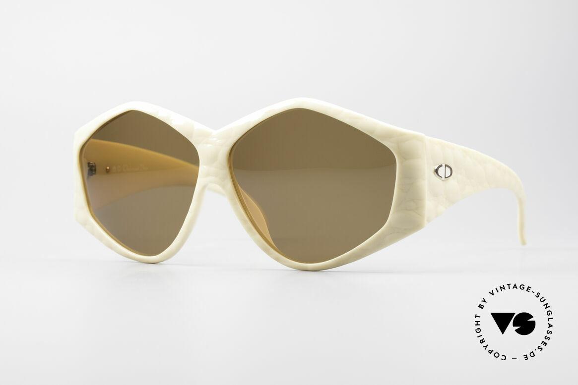 Christian Dior 2230 Oversized XXL Sunglasses, spectacular XXL vintage sunglasses by Christian Dior, Made for Women