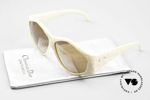 "Christian Dior 2230 Oversized XXL Sunglasses, a vintage ""must have"" of incredible top-quality; 100% UV, Made for Women"