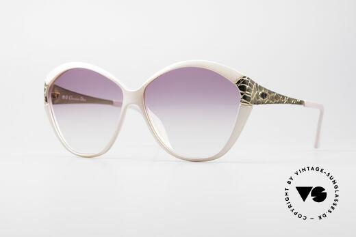 Christian Dior 2319 Pink Ladies Designer Shades Details