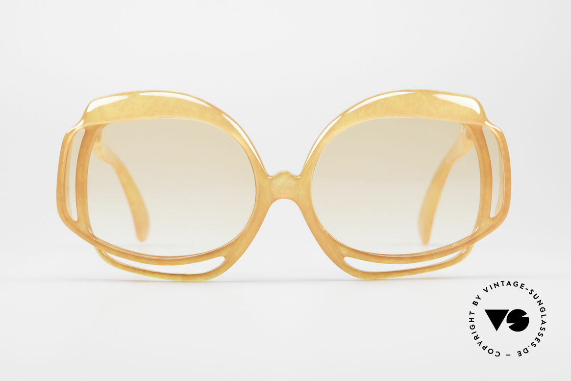 Christian Dior 2026 XXL Oversized 70's Shades, gigantic XXL size, for the real flashy entrance at night, Made for Women